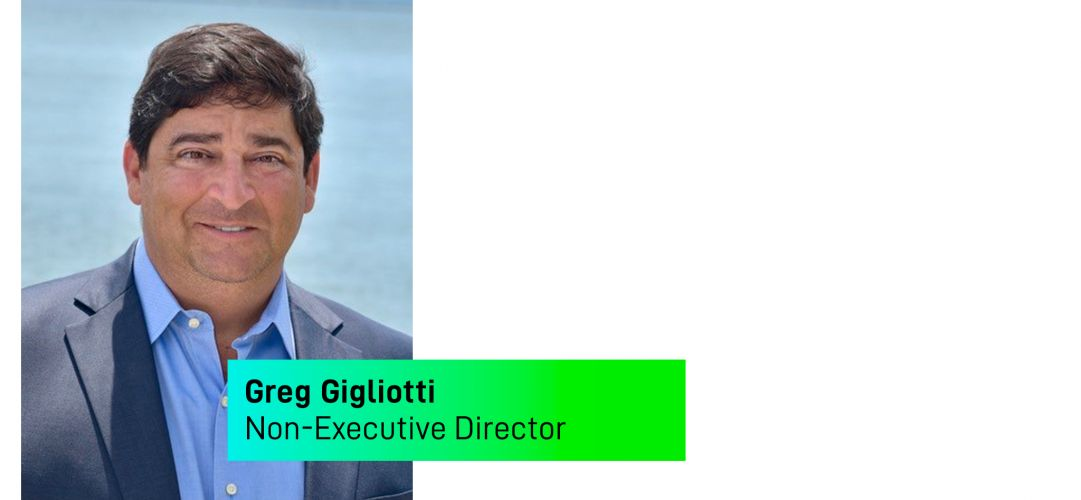Greg Gigliotti - Non-executive Director - PowerX Technology