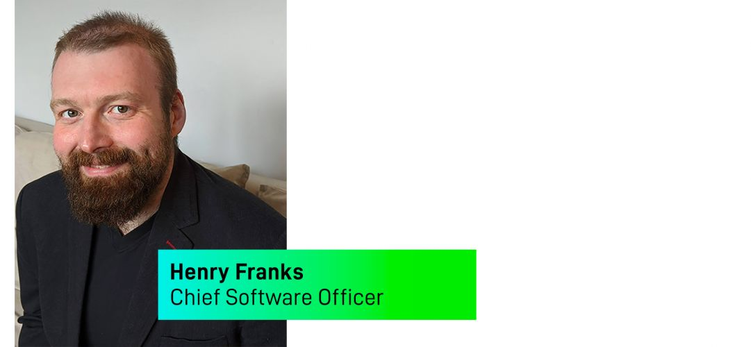 Henry Franks - Chief Software Officer - PowerX Technology