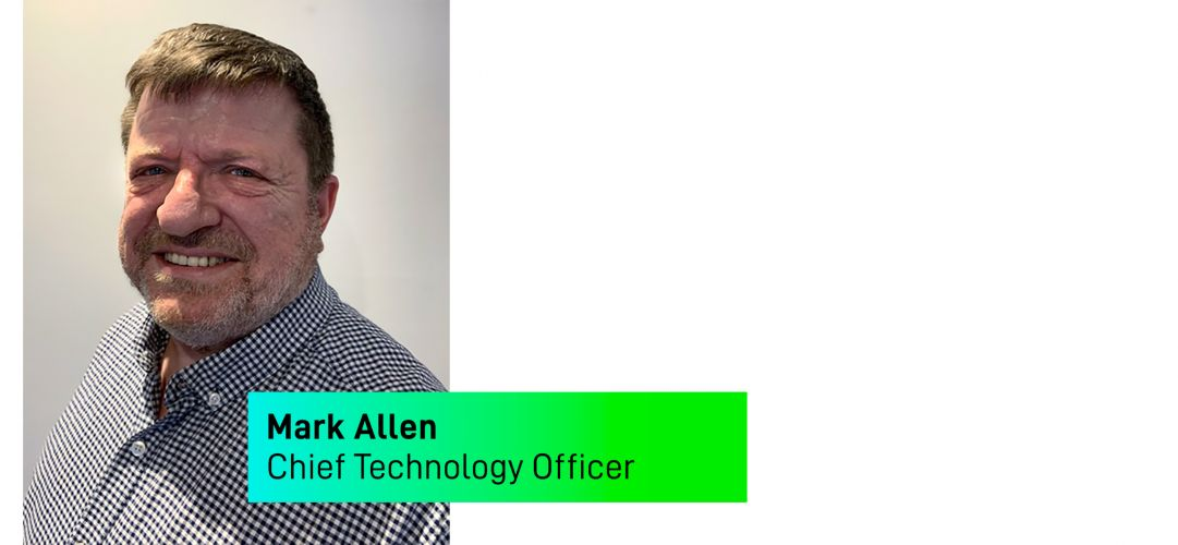 Mark Allen - Chief Software Officer