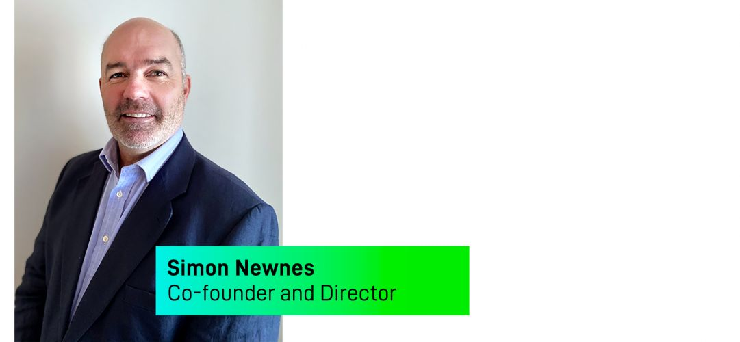 Simon Newnes - Co-founder and Director - PowerX Technology